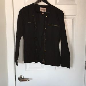 Forever 21 Cotton Blend Jacket - Size XS
